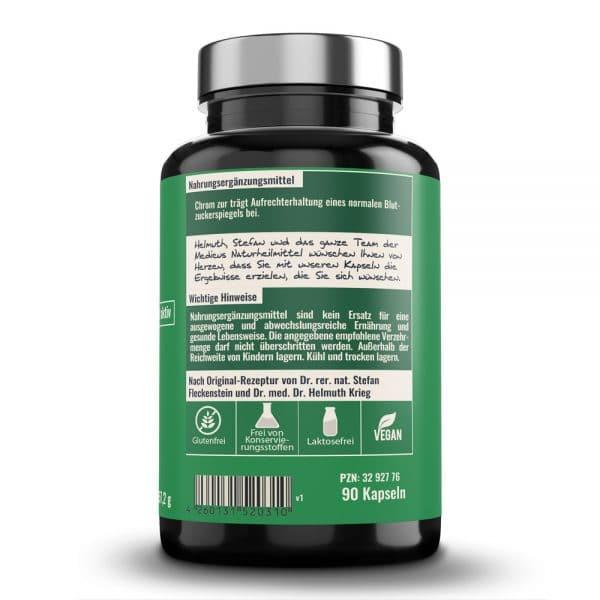 GlLUCObel - Produktbeschreibung und Verzehrempfehlung.
