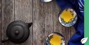Gruener Tee: Eine Allzweckwaffe der Natur?