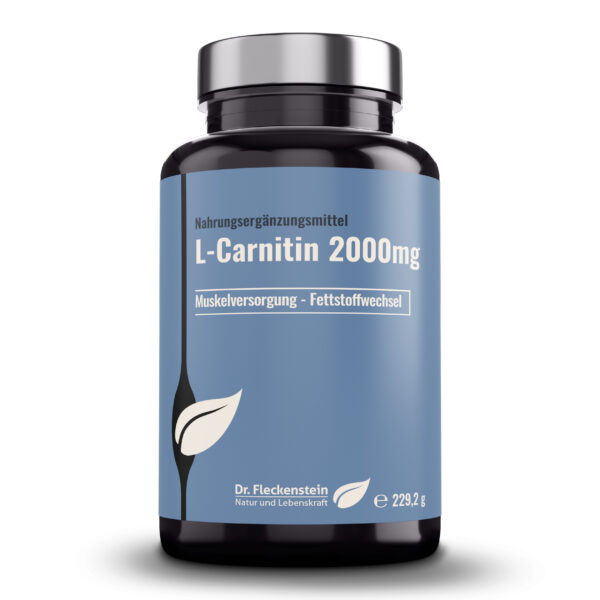 L-Carnitin 2000mg Dr.Fleckenstein