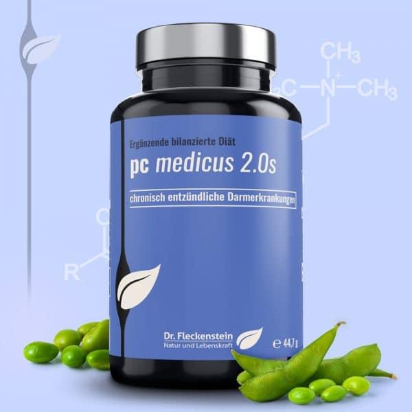 pc medicus 2.0s von Dr. Fleckenstein. Chronisch entzündliche Darmerkrankungen.